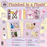 "Hot Off The Press Finished In A Flash Page Kit 12""X12""-Baby Girl"