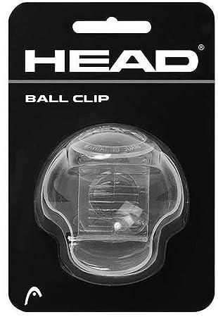 Head Tenis Ball Clip para Pelotas Transparente