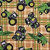 Mosaic Weighted Blankets Kids/Teen - John Deere (Kids 38''x42'' - 7 lbs.)