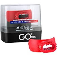 GO2 Endurance Workout Device for Improved Breathing and Increased Oxygen Flow While Running, Biking/Cycling, Exercising, Hiking and High Altitudes Made in The USA