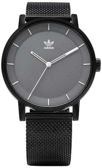 Adidas by Nixon Reloj Analogico para Hombre de Cuarzo con Correa en Acero Inoxidable Z04-2068-00: Amazon.es: Relojes