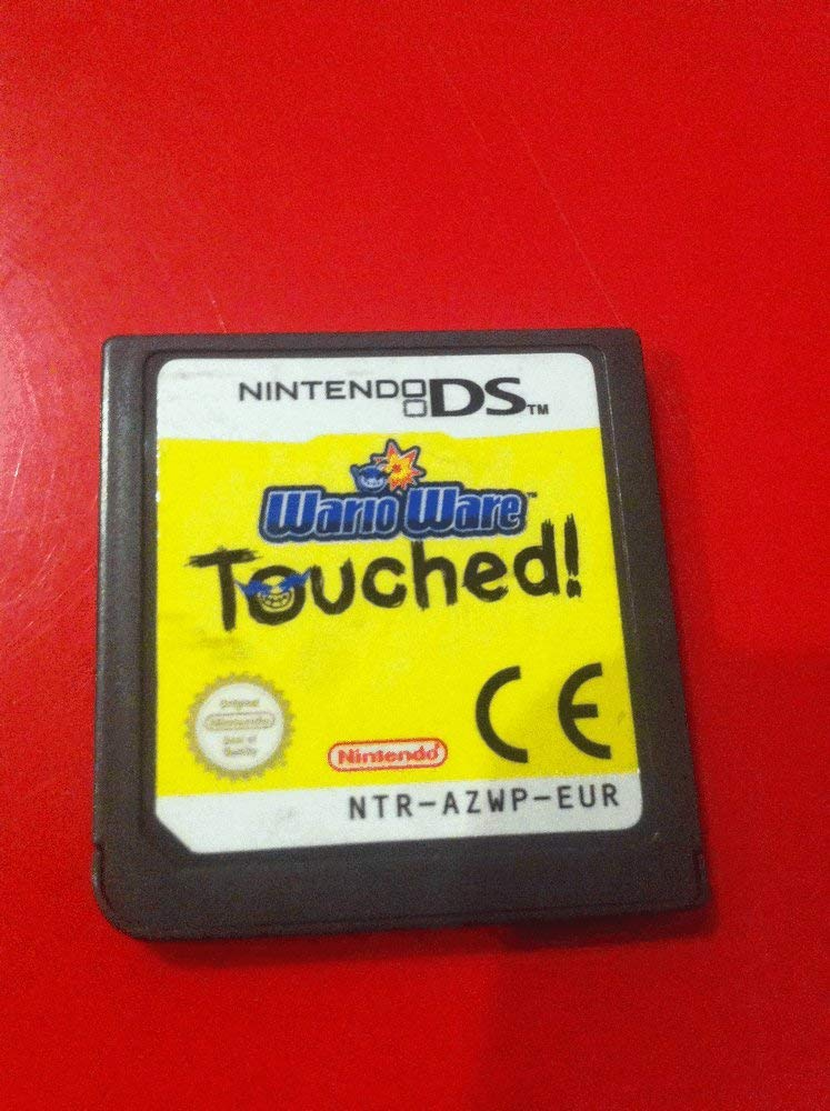 Warioware: Touched! - Nintendo DS