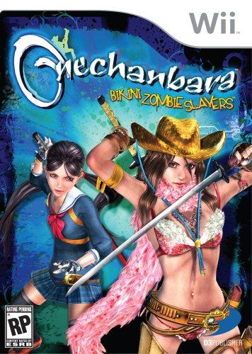 [Onechanbara: Bikini Zombie Slayers - Nintendo Wii] (Onechanbara Saki Costumes)
