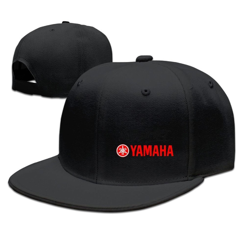 yhsu kruny Custom Yamaha Adjustable B/éisbol Hat//Cap Black