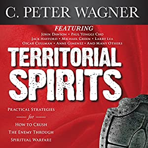 Territorial Spirits Audiobook