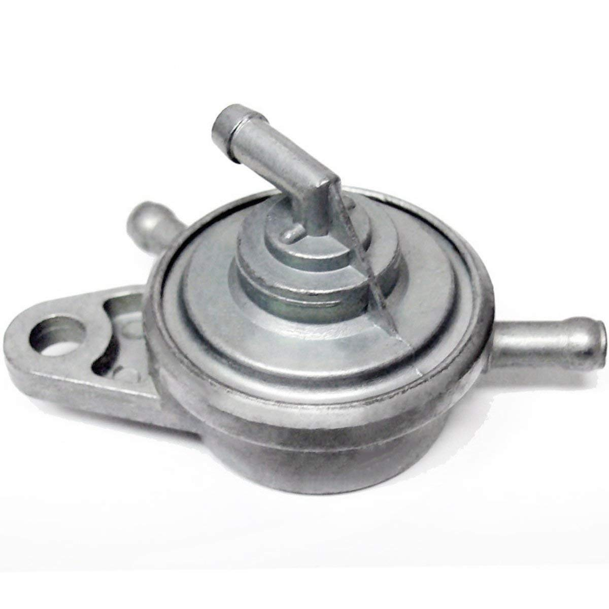 Amhousjeoy Vacuum Fuel Pump Petcock for ROKETA SUNL TAOTAO Chinese Moped ATV Scooter
