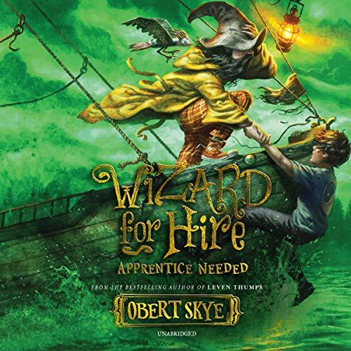Top wizard for hire series obert skye