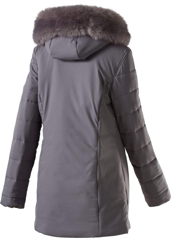 Mantel mit Kapuze Argo grau Bekleidung McKinley Damen Wander
