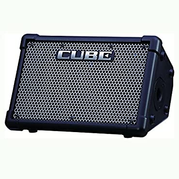 Roland CUBE Street EX 2-Channel Battery Powered Stereo Amplifier (Cube-ST-EX)