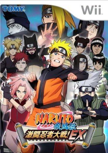 Amazon.com: Naruto Shippuuden: Gekitou Ninja Taisen EX ...