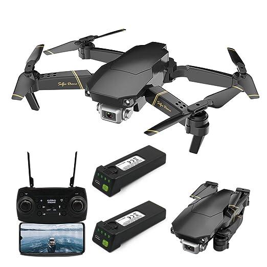 AOSHE Drone Global GW89 RC Drone con cámara WiFi FPV Gesture Photo ...
