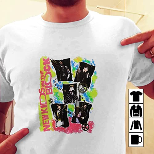 a31ad134 Image Unavailable. Image not available for. Color: New Kids On The Block T- Shirt 30 Years of NKOTB Youth Women Men T