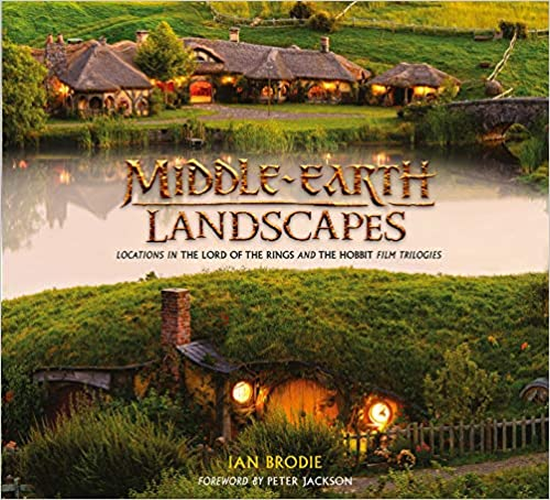 Book's Cover of The Middle Earth Location Guide [Idioma Inglés] (Inglés) Tapa dura – 5 noviembre 2015