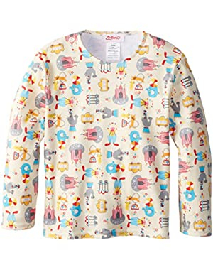 Baby Long Sleeve Tee Le Cirque 6 Months