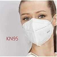 Mascara KN95 com elástico duplo pct 5 unidades