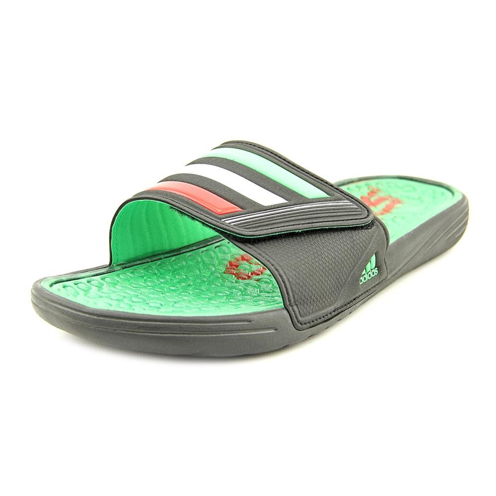ed1718e0494a Adidas Men s Retrossage Country Vivid Green Black Vivid Red (Mexico) Sandal  13 D - Medium  Amazon.ca  Shoes   Handbags