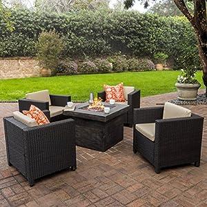 619IBOodlML._SS300_ Wicker Patio Furniture Sets
