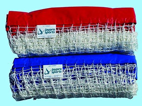Jaypro Sports 2-Pc Deluxe Floor Hockey Goals Replacement Nets (Jaypro Replacement Net)