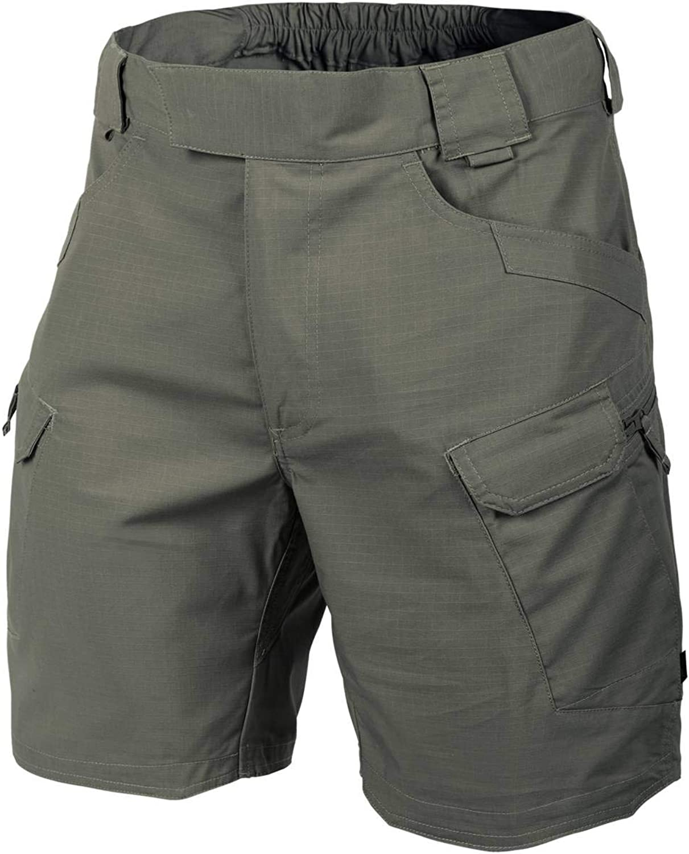 "Helikon-Tex Men's Urban Tactical Shorts 8.5"" Taiga Green"