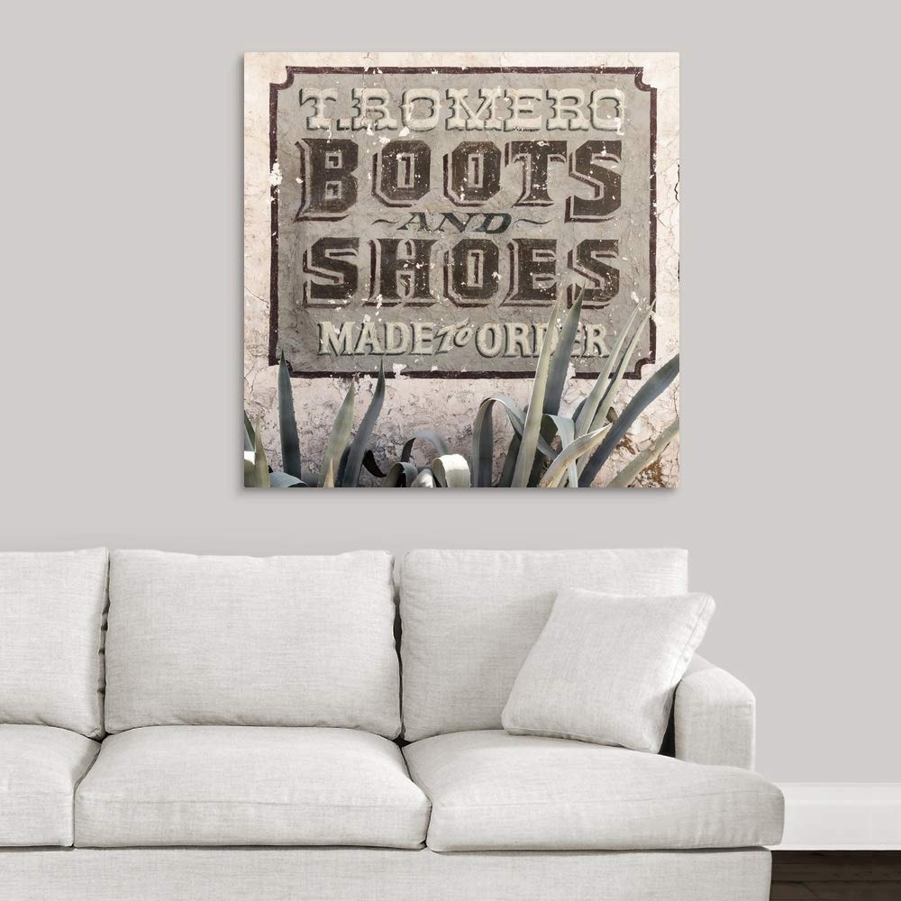Amazon.com: Made in Spain Square Collection - Boots and ...