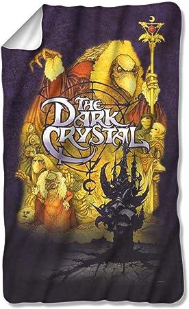 "THE DARK CRYSTAL PAINTED POSTER Lightweight Super Soft Fleece Blanket 36/"" x 58/"""