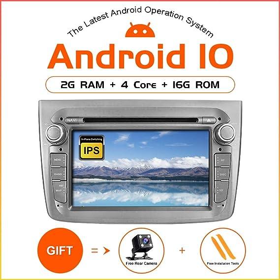 Zltoopai Android 10 Autoradio Für Alfa Romeo Mito Ab Elektronik