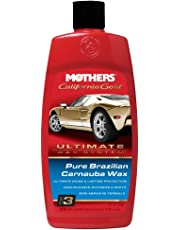 Mothers California Gold Pure Brazilian Carnauba Liquid Wax (Ultimate Wax System, Step 3) - 16 oz. - 655750