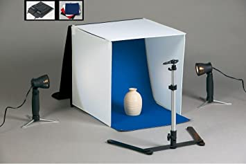 Amazon.com  PBL PHOTO LIGHT TENT NEW 16-Inch LIGHT TENT KIT CONTINUOUS LIGHTING KIT PHOTO LIGHT LIGHT BOX PHOTO LIGHT KIT Steve Kaeser Photographic ... & Amazon.com : PBL PHOTO LIGHT TENT NEW 16-Inch LIGHT TENT KIT ...