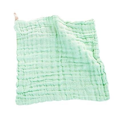 Pinzhi 1 unid Algodón Suave Bebé Recién Nacido Toalla de Baño Toalla de Alimentación Toalla(