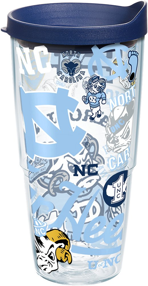 Tervis C008-13074302-UAL Alabama Crimson Tide Serving cup 24 oz Clear