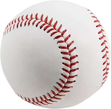 kaakaeu - Pelota de béisbol de Goma estándar para Entrenamiento y ...