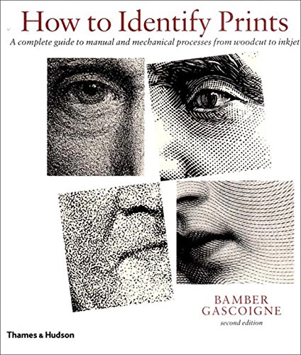 Antique Jet French - How to Identify Prints, Second Edition