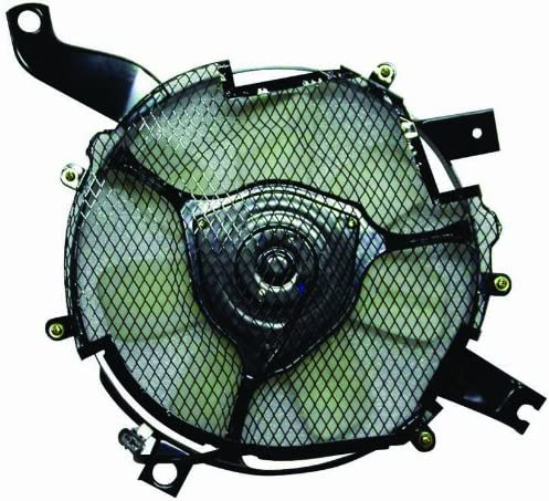 MB657380 ACK Automotive Mitsubishi Montero Fan Assembly Assembly Replaces Oem