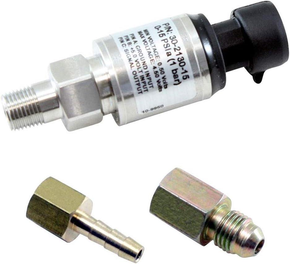 AEM 30-2130-15 15 PSIA or 1 Bar MAP Sensor Kit