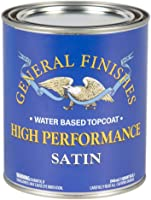 General Finishes High Performance Water Based Satin