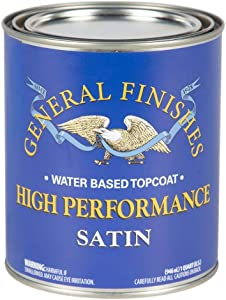 General Finishes High Performance Water Based Stain