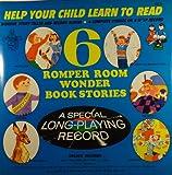 6 Romper Room Wonder Book Stories