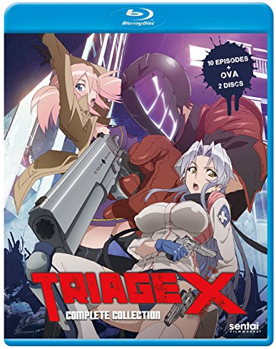 Triage X [Blu-ray]