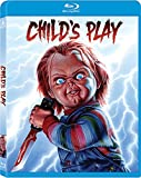 Child's Play Blu-ray cover.