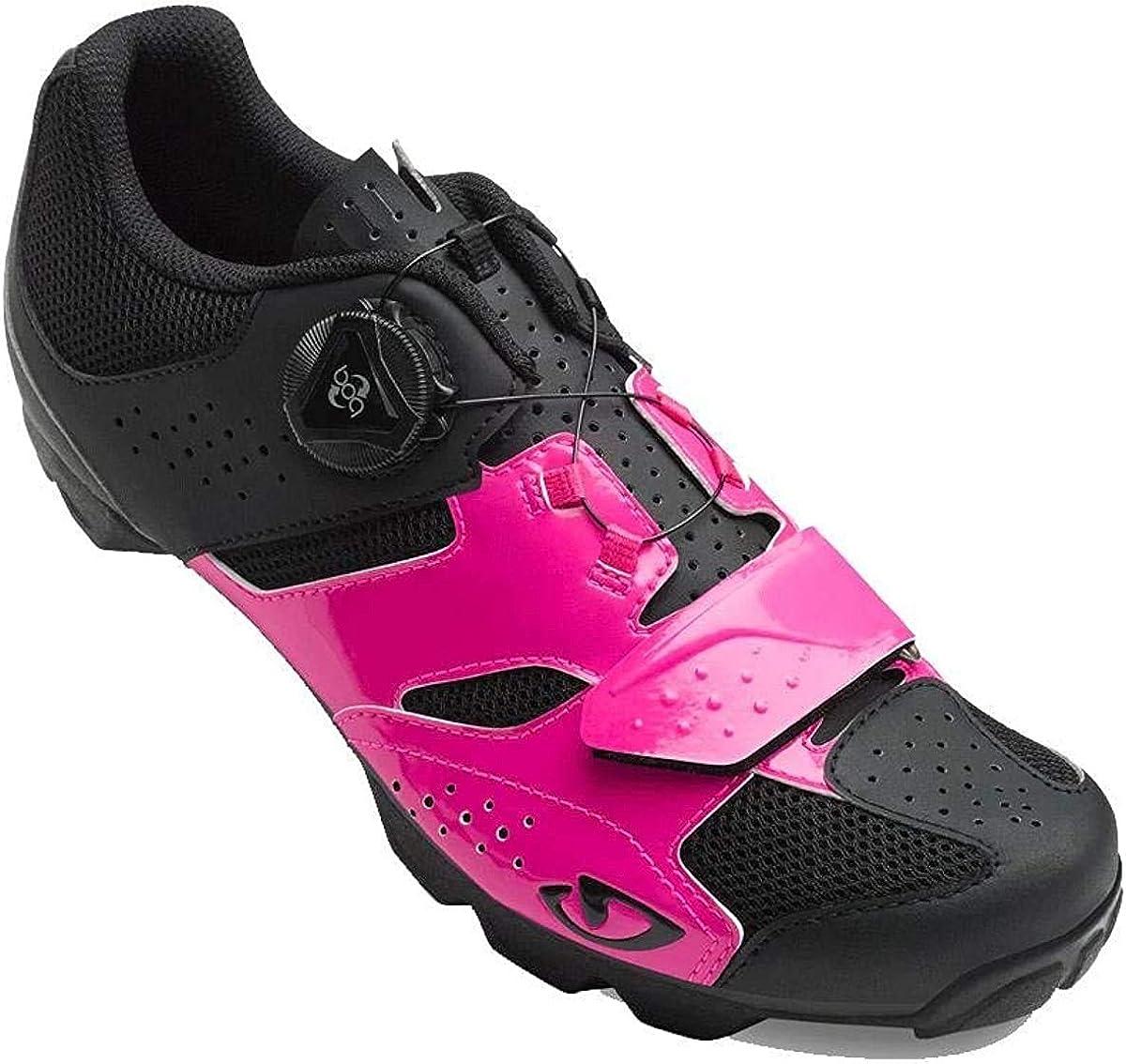 Giro Cylinder MTB, Zapatos de Bicicleta de montaña para Mujer ...