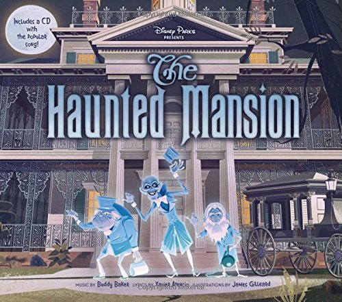 Disney Parks Presents: The Haunted Mansion: Purcha…