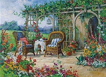 Anatolian 1000 Piece Puzzle - Sunny Morning Puzzle by: Amazon.es: Juguetes y juegos