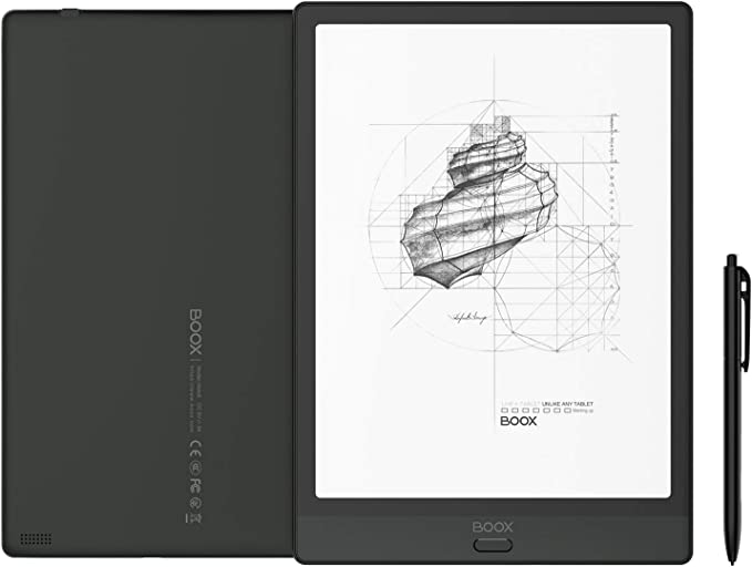 BOOX Note3 103 ePaper Android 10 Front Light 4G 64G Digital Paper E Ink Notepad at Kapruka Online for specialGifts