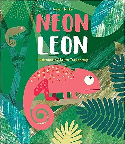 Neon Leon por Britta Teckentrup epub