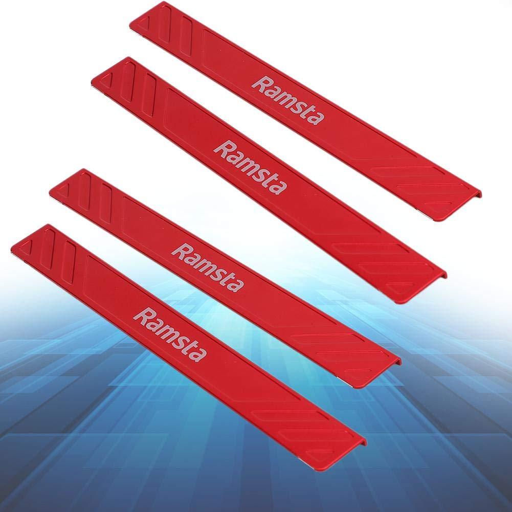 Desktop Memory Cooler for DDR//DDR2//DDR3//DDR4 2Pcs Aluminum Heat Sink Desktop Narrow Strip Memory Bank ASHATA Heat Sink