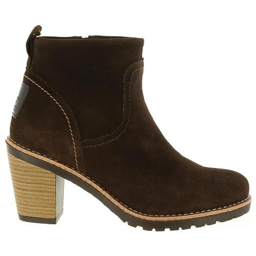 Botas para mujer, color marrï¿œn , marca PANAMA JACK, modelo Botas Para Mujer PANAMA JACK ARLES B35 Marrï¿œn: Amazon.es: Zapatos y complementos