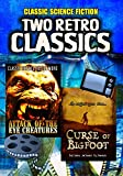 Two Retro Sci-Fi Classics: Attack of the Eye Creatures and Curse of Bigfoot