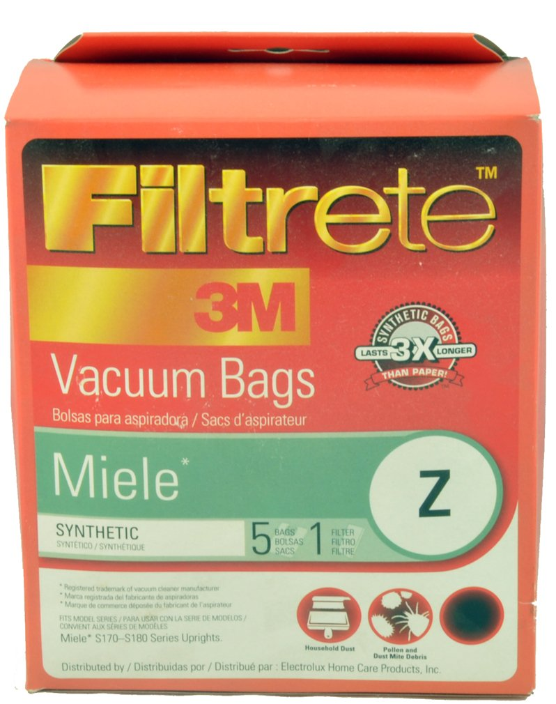 Amazon.com - Miele Type Z Generic Vacuum Cleaner Bags 68707 ...