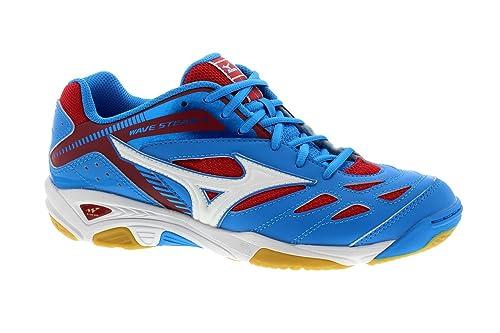 Zapatillas de balonmano Mizuno Wave steam 3 mujer - Talla 36,5 EU: Amazon.es: Zapatos y complementos