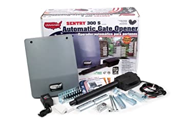 619IS14TBrL._SX355_ usautomatic 020320 sentry 300 commercial grade automatic gate opener